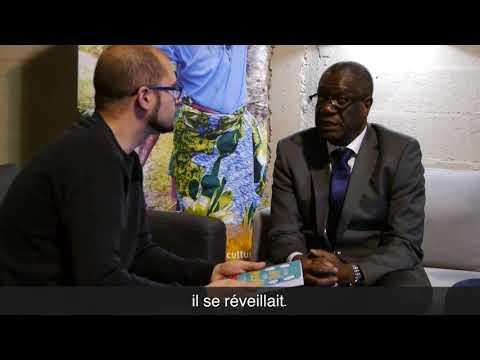 Ils ont aimé leur prochain : Dr Mukwege et Nicolas Fouquet