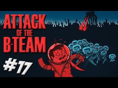 Attack Of The B-Team - Episode 17 - Deep Storage Units & Enderman Spawner!