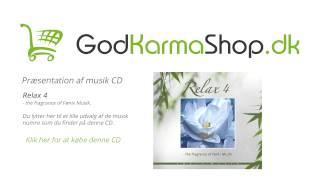 Relax 4 - Fønix musik - GodKarmaShop.dk