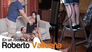 En un rodaje nopor con Apolonia y Emilio Ardana dirigido por Roberto Valtueña | La Gaceta Uncut