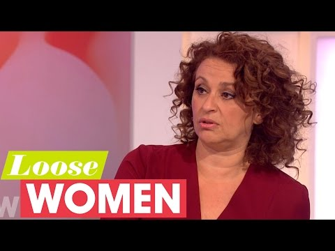 Nadia Sawalha Explains Why She Home Educates Her Children  Loose Women