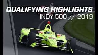 2019 NTT IndyCar Series: Indy 500 Qualifying Day 2 Highlights