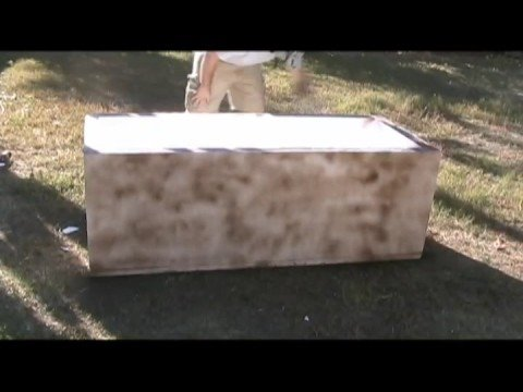 How to make a Sarcophagus - ZogCast