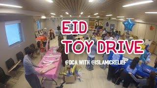 Eid Toy Drive at Diyanet Center of America 2017 Video