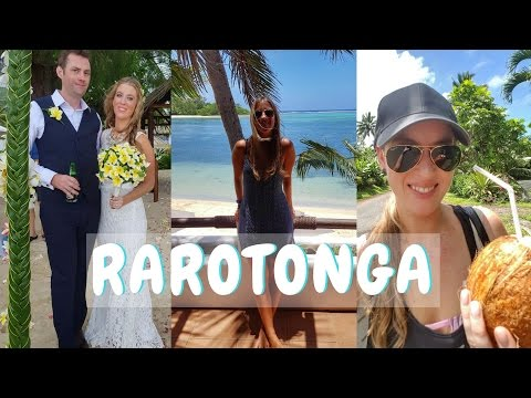 Rarotonga, Cook Islands Travel Vlog | Married in paradise!