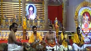 Shri. Manjapra Mohan - Bhajan- Malliyur Maha Ganapathi Temple, Kottayam, Kerala