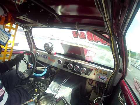 Don Knoblick Maple Grove Raceway In Car Camera