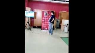 Sagar Kalani Singing at Office - Mere Naina Sawan bhado - Kishor Kumar