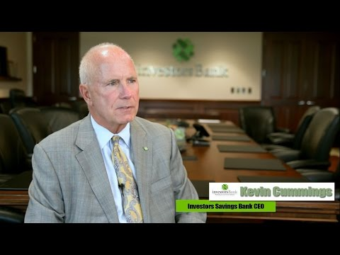 2016 CEO Evolution NJ: Kevin Cummings, Investors Savings Bank