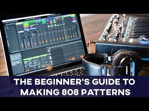 1 Tip To Make 808 Patterns Easier - Beginners
