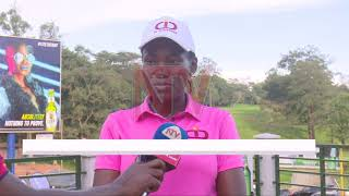 UGANDA LADIES OPEN: Kabasweka strokes 77 to maintain 2-shot lead on Babirye