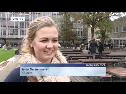 Overcrowded Universities - Why German Students are Studying in the Corridors   People & Politics