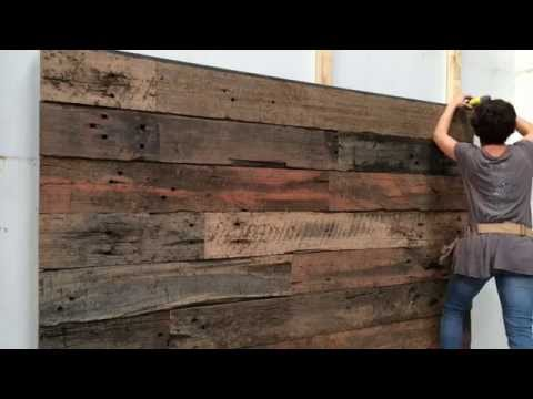 How To Install Our Modular Recycled Railway Sleeper