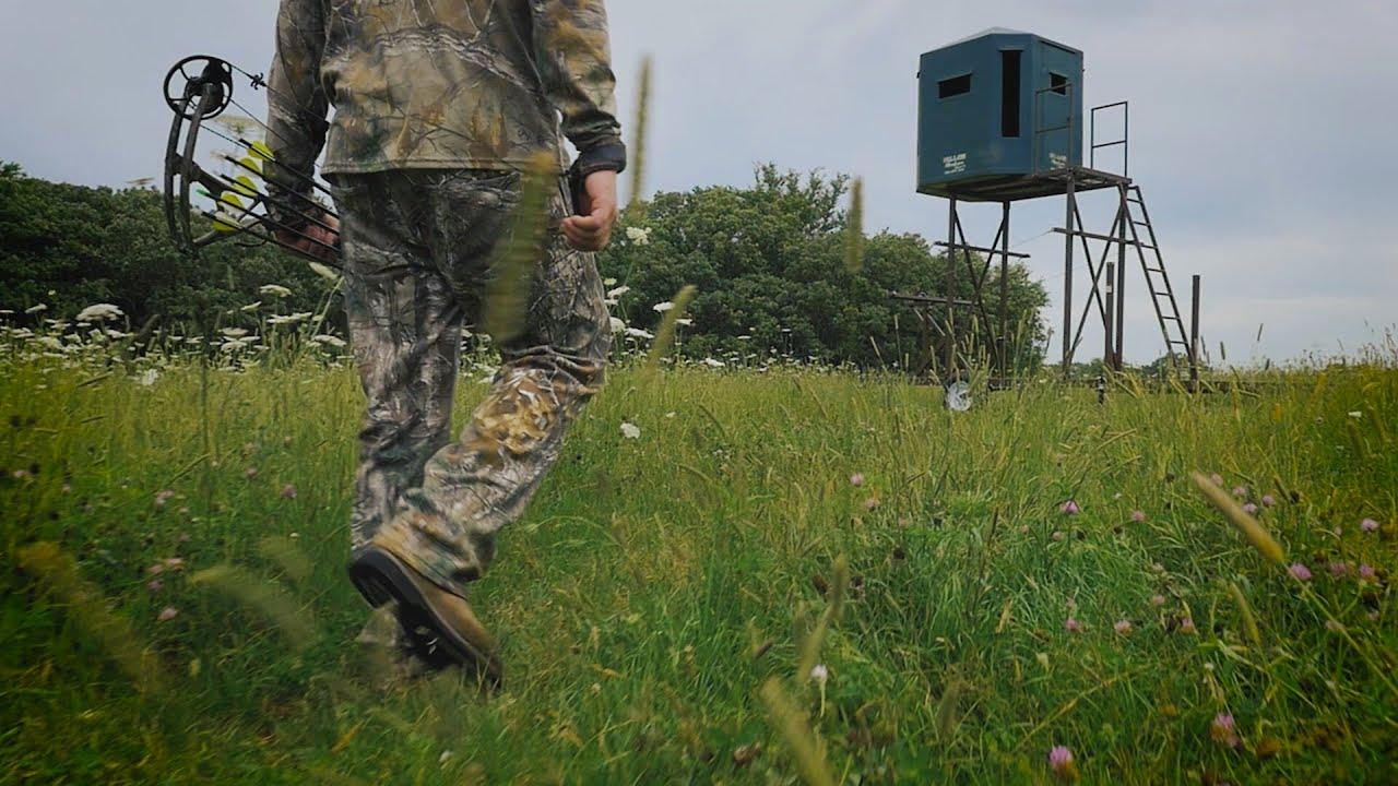 Used Dillon Deer Blinds For Sale | Deer Feeder Supply