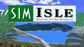 SimIsle: Missions in the Rainforest gameplay (PC Game, 1995)