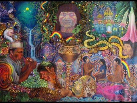 Pahuene - Icaro from the Yaminawá tribe