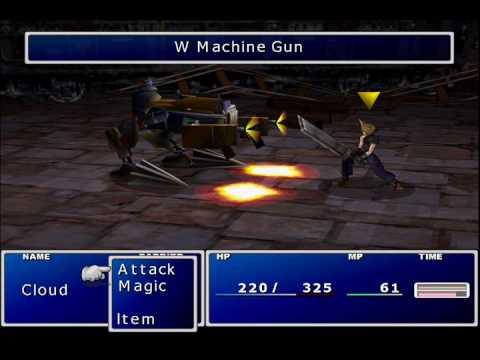 Final Fantasy VII PC HD mods