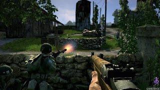 Крутой Тактический Шутер про Вторую Мировую Войну на ПК ! Игра Братья по Оружию
