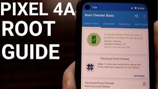 How to Root the Google Pixel 4a with Magisk? cмотреть видео онлайн бесплатно в высоком качестве - HDVIDEO