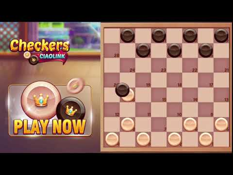 Play free checkers online against others