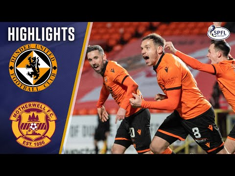 Dundee Utd Motherwell Goals And Highlights