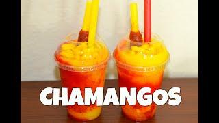Chamangos Mangonadas Chamoyadas