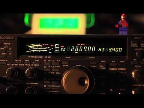 Novosibirsk meteo / volmet 2869 kHz