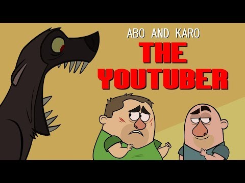 Abo And Karo - The Youtuber | By Hayk Manukyan