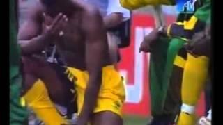 ЧайФ - Аргентина - Ямайка 5-0