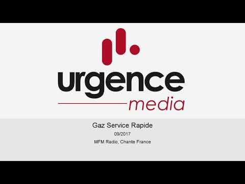 Urgence média : Gaz Service Rapide