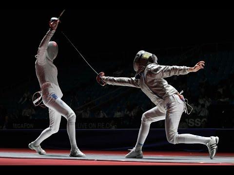 Артем Терехов победил на первенстве России по фехтованию
