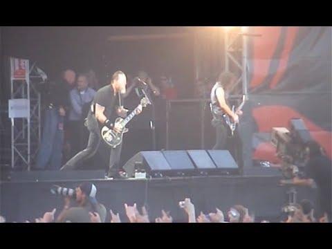 Metallica - Castle Donington, United Kingdom [2006.06.10] Full Concert