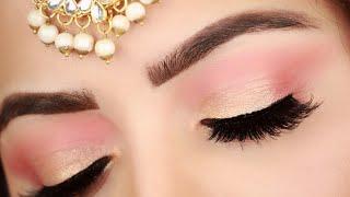 Quick Simple EID Makeup Tutorial in HINDI   आसान ईद मेकअप   Deepti Ghai Sharma