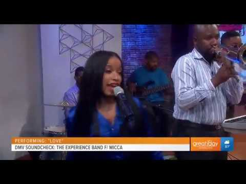 DMV Soundcheck: The Experience Band & Show