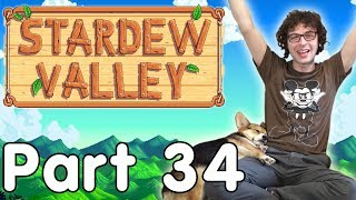 Stardew Valley - I Spilt My Tea! - Part 34