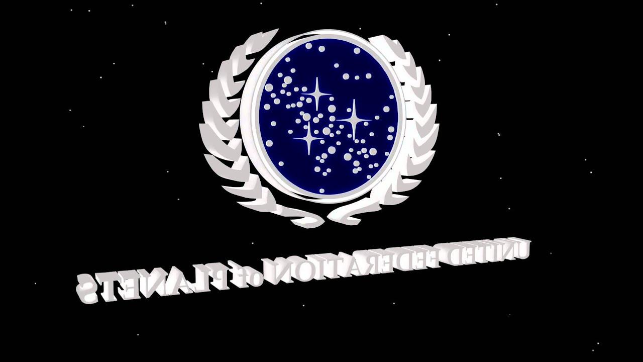 'United Federation of Planets Flag' - YouTube