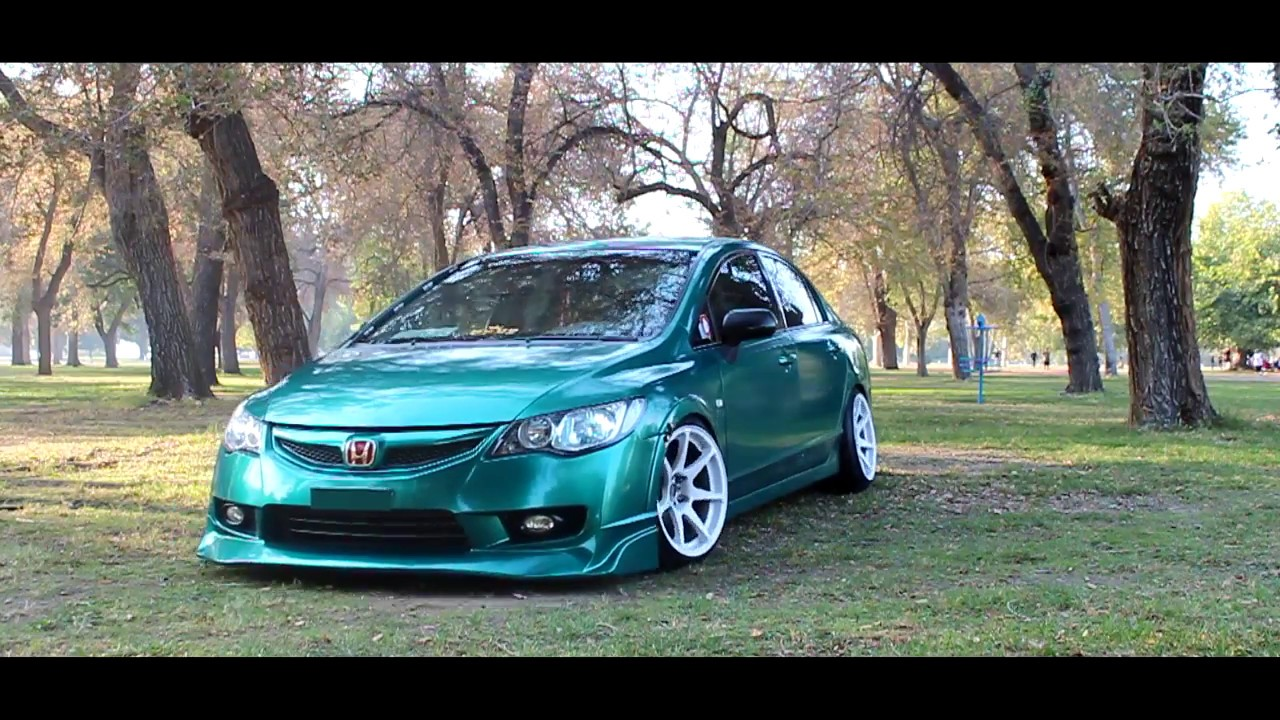 HONDA CIVIC FD 8th GEN - YouTube