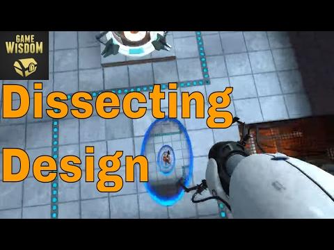 Dissecting Design: Portal's Action Puzzle Design