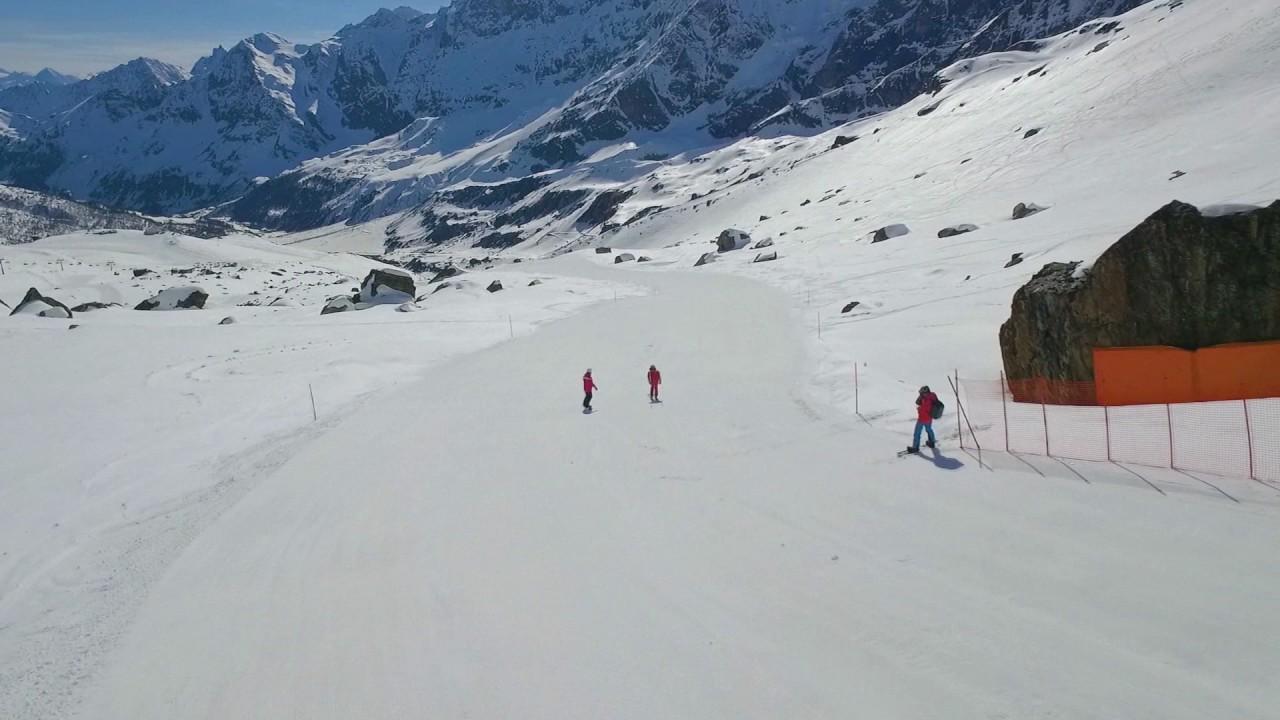 "Risultati immagini per Zermatt/Cervinia – pista nera ""Nera cervino"""
