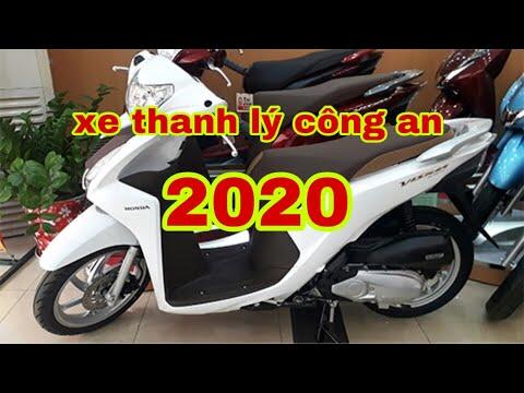 Xe Thanh Lý Công An Giá Rẻ 2020 Trực Tiếp Tại Thành Phố Hồ Chí Minh (Sài Gòn)