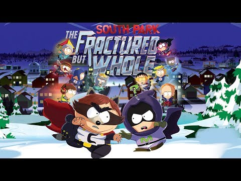 South Park The Fractured But Whole (Demo Gameplay) │ Nadia Calá