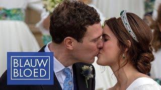 Romantisch! De hoogtepunten van het huwelijk van Eugenie en Jack  | Blauw Bloed