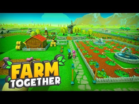 Farm Together! Speedy's Beautiful Garden Cost ALL Of Our Diamonds!