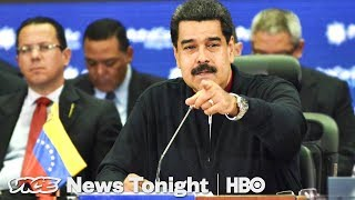 Petrocoin Goes Public & Putin Extends His Rule: VICE News Tonight Full Episode (HBO)