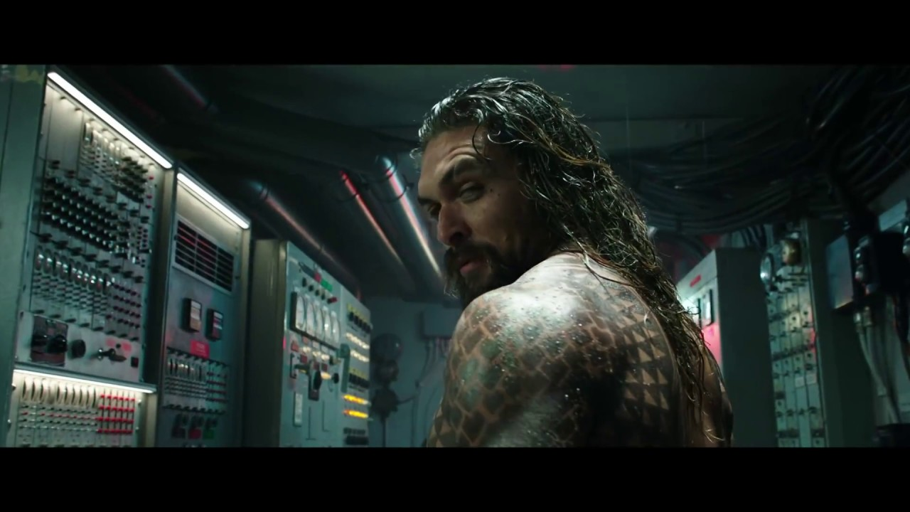 Permission to come aboard   Aquaman vs Pirates   Aquaman kills Black  Manta's father