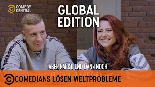 Comedians Lösen Weltprobleme: Arm-Reich Gefälle | Comedy Central Deutschland