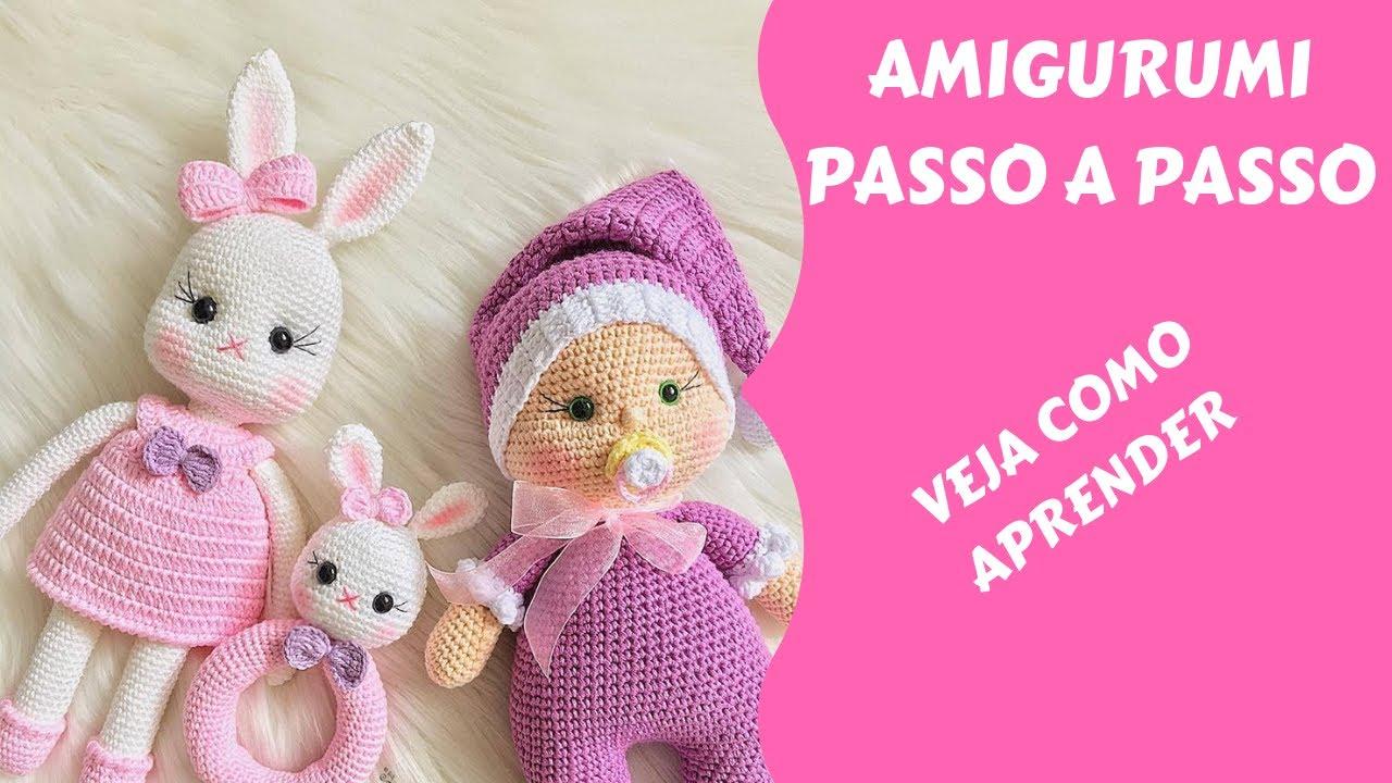 Amigurumi Boneca Lol +de 10 Modelos e Ideias – Amigurumi Brasil | 720x1280