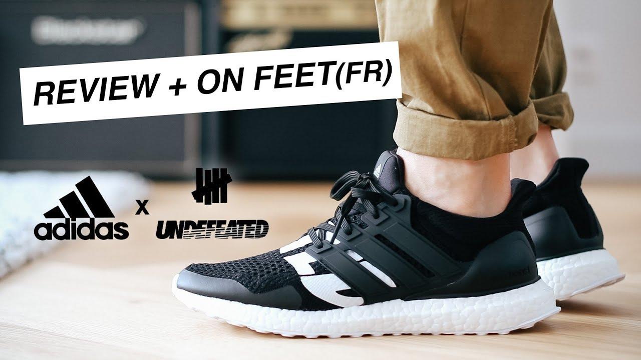e61f0054c85b0 REVIEW ADIDAS ULTRA BOOST UNDFTD (FR) + ON FEET - YouTube