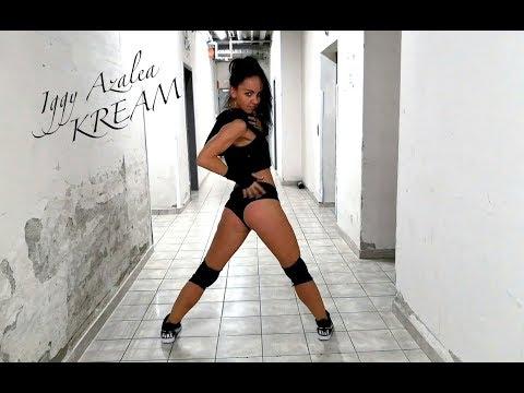 Iggy Azalea ft. Tyga / Kream / Twerk choreography by Martina Panochová