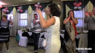 Свадьба Весёлый танецТанец МиМиМи  TaЮRa Studio